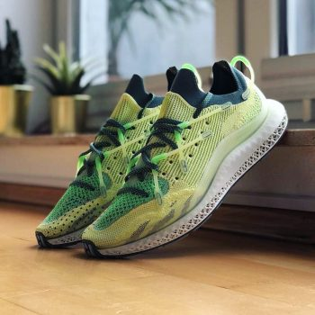 "adidas 4D Fusio ""Frozen Yellow"": Sale Price: $150 (Retail $200)  – FREE SHIPPING – use code:  – SHOUTS25 –  at checkout"