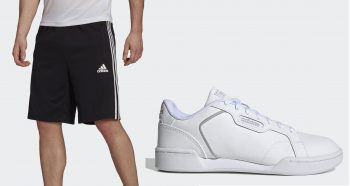 adidas Men's Designed 2 Move 3-Stripes Shorts + adidas Shoes: $33.75 (Retail: $95) & More + Free Shipping