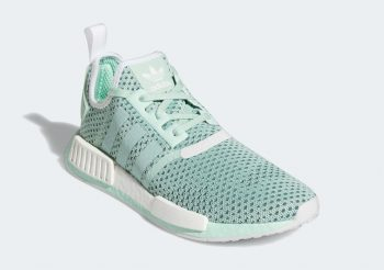 "adidas NMD R1 Knit ""Blush Green"": Sale Price: $67.20 (Retail $140)  – FREE SHIPPING – use code:  – EXTRA20 –  at checkout"