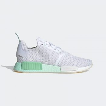 "adidas NMD R1 ""White Green"": Sale Price: $67.20 (Retail $140)  – FREE SHIPPING  – use code:  – EXTRA20 –  at checkout"