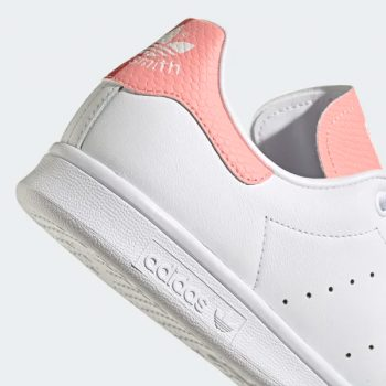 """adidas Stan Smith """"Pink Snake"""": Sale Price: $44.99 (Retail $85)  – FREE SHIPPING – use code:  – 25SALE –  at checkout"""