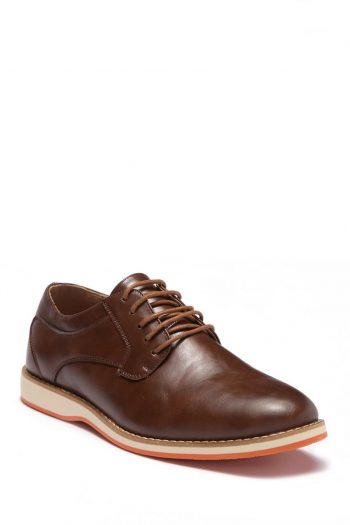Hawke & Co. Albert Lace Up Leather Derby: Starting at only $22.48 (Retail $90)