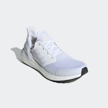 Men's adidas Ultraboost 20 Running Shoes (Cloud White/Core Black): $67.50 (Retail: $180) + Free S/H [Use code '25SALE' at checkout]