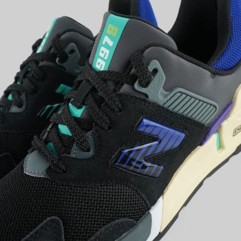 """New Balance 997 Sport """"Black Blue""""  : Sale Price: $29.98 (Retail $110)  – FREE SHIPPING on orders $30+"""
