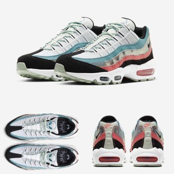 """Nike Air Max 95 """"Alien"""" : Sale Price: $89.99 (Retail $180)  – FREE SHIPPING  – use code:  – 25PREZZ –  at checkout"""