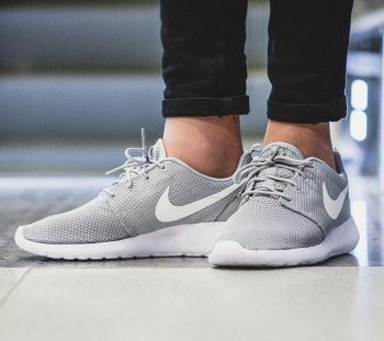 """Nike Roshe One """"Wolf Grey"""": Sale Price: $37.50 (Retail $75) – use code:  – FINALFIFTY –  at checkout"""