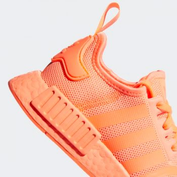 """Now Available: adidas NMD R1 (W) """"Coral"""""""