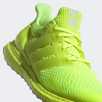 "Now Available: adidas UltraBOOST 1.0 DNA ""Solar Yellow"""