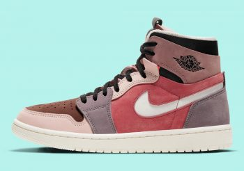 """Now Available: Air Jordan 1 High Zoom (W) """"Canyon Rust"""""""