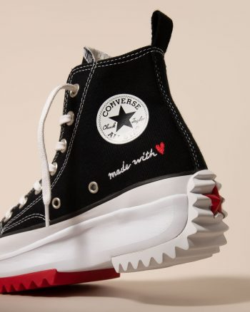 "Now Available: Converse Run Star Hike ""Made with Love"""