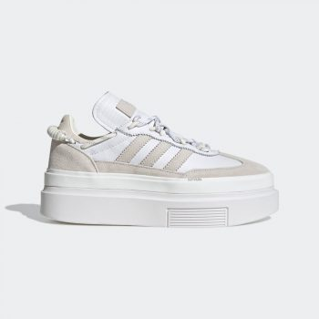 """Now Available: Ivy Park x adidas Supersleek '72 """"White"""""""