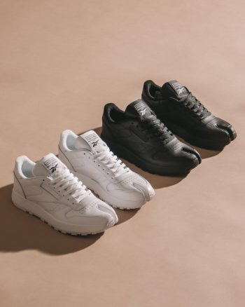 Now Available: Maison Margiela x Reebok Classic Leather Tabi