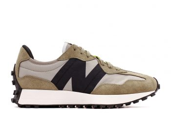 """Now Available: New Balance 327 """"Covert Green"""""""