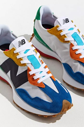 """Now Available: New Balance 327 """"Multicolor"""""""