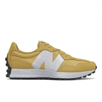 "Now Available: New Balance 327 ""Mustard"""