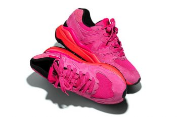 "Now Available: New Balance 57/40 ""Pink Glo"""