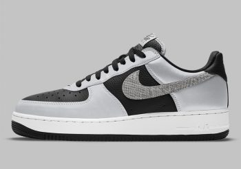 """Now Available: Nike Air Force 1 Low """"3M Snake"""""""