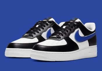 """Now Available: Nike Air Force 1 Low """"Black Royal"""""""