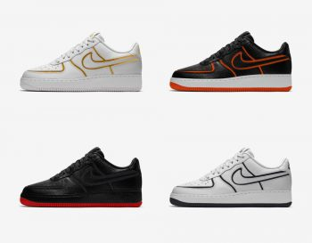 """Now Available: Nike Air Force 1 Low CR7 """"By You"""""""