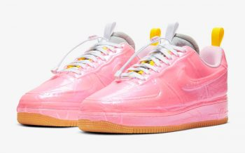 """Now Available: Nike Air Force 1 Low Experimental """"Racer Pink"""""""