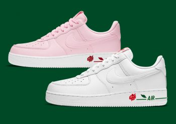 """Now Available: Nike Air Force 1 Low """"Rose Pack"""""""