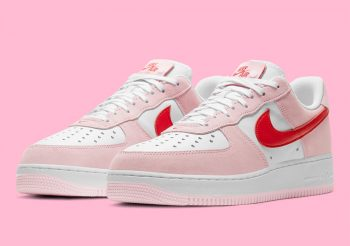"""Now Available: Nike Air Force 1 Low """"Valentine's Day"""""""