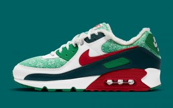 """Now Available: Nike Air Max 90 """"Ugly Christmas Sweater"""""""