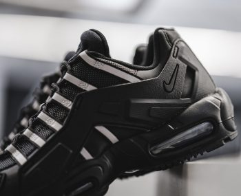 """Now Available: Nike Air Max 95 NDSTRKT """"Black Reflective"""""""