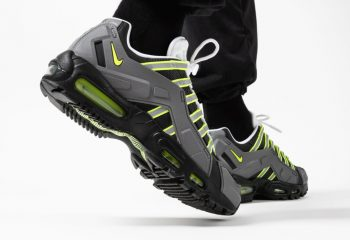 """Now Available: Nike Air Max 95 NDSTRKT """"Neon"""""""