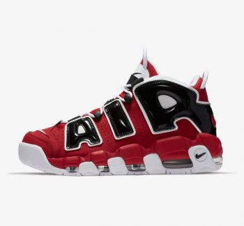 """Now Available: Nike Air More Uptempo '96 """"Bulls"""""""
