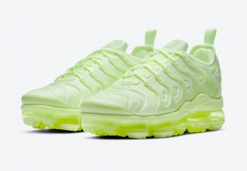 "Now Available: Nike Air VaporMax Plus (W) ""Barely Volt"""