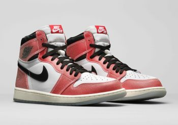 """Now Available: Trophy Room x Air Jordan 1 High OG """"Freeze Out"""""""
