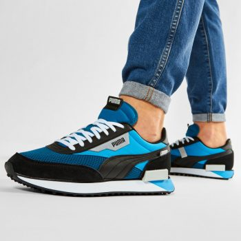 """Puma Future Rider Galaxy """"Dresden Blue"""": Sale Price: $29.99 (Retail $90)  – free shipping on orders $35+"""