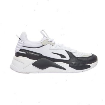 """Puma RS-X Runner """"White Black"""": Sale Price: $63.99 (Retail $110)  – FREE SHIPPING – use code:  – FEB20 –  at checkout"""