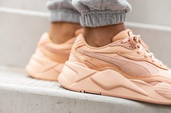 """Puma RS-X3 Luxe """"Pink Sand"""": Sale Price: $49.99 (Retail $110)  – FREE SHIPPING"""