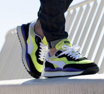 """Puma Style Rider """"Sunny Lime"""": Sale Price: $39.99 (Retail $100)  – FREE SHIPPING"""