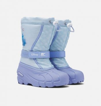 Sorel x Disney Youth Flurry Frozen 2 Boot (Anna or Elsa Edition): $28 (Retail: $70) & More + Free S/H [Use code 'SOREL20' at checkout]