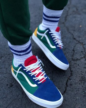 """Vans Old Skool """"Yacht Club"""" : Sale Price: $48 (Retail $60)  – FREE SHIPPING  – use code:  – GET20 –  at checkout"""
