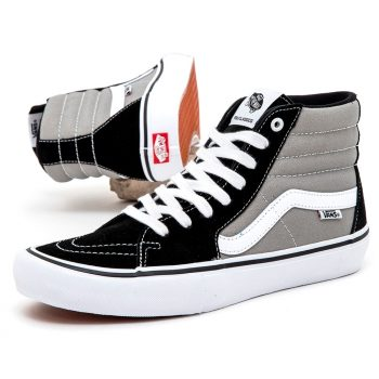 """Vans SK8-Hi Pro """"Nation"""": Sale Price: $39.97 (Retail $75)  – free shipping on orders $89+"""