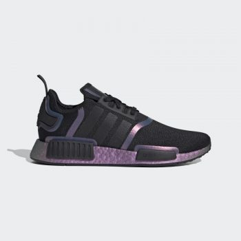 adidas NMD_R1 Shoes – Black – $56