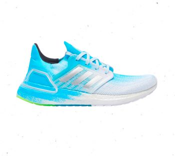 """adidas UltraBOOST 20 """"Signal Cyan"""": Sale Price: $103.99 (Retail $180)  – FREE SHIPPING – use code:  – GET20 –  at checkout"""
