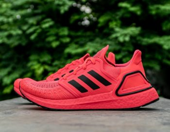 """adidas UltraBOOST 20 """"Signal Pink"""": Sale Price: $103.99 (Retail $180)  – FREE SHIPPING – use code;  – GET20 –  at checkout"""
