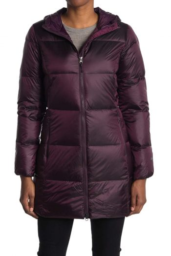 Eddie Bauer Women's Luna Peak Down Parka $36, Rainforest Men's Heritage Thermoluxe Coat $36, Rockport Women's Rouched Boot $16.79 + FS on $89 or Store pickup at Nordstrom Rack