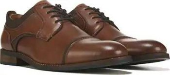 Men's Dockers Oxfords (Bergen Cap Toe or Lamont) 2 Pairs for $38 Shipped
