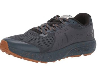 Men's Under Armour Charged Bandit Trail Sneaker (Wire / Black – 7.5, 8, 8.5, 9) $41 + Free S/H