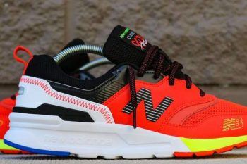 """New Balance 997 Sport """"Neo Flame"""": Sale Price: $59.99 (Retail $90)  – FREE SHIPPING"""
