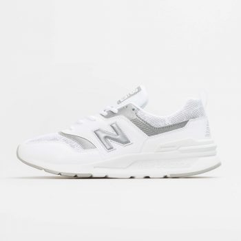 "New Balance 997H ""White Silver"": Sale Price: $59.99 (Retail $90)  – FREE SHIPPING"