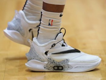 """Nike Adapt BB 2.0 """"White Cement"""": Sale Price: $284.97 (Retail $350)  – FREE SHIPPING"""