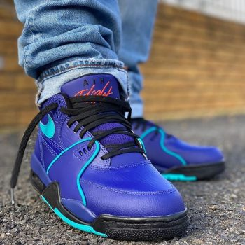 """Nike Air Flight '89 """"Regency Purple"""": Sale Price: $79.99 (Retail $120)  – FREE SHIPPING  – use code:  – GET20 –  at checkout"""