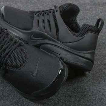 "Nike Air Presto ""Triple Black"" : Sale Price: $97.50 (Retail $130)  – FREE SHIPPING – use code:  – 25SPRING –  at checkout  – XXS (7-8)